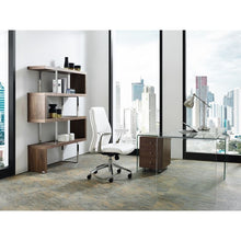 Load image into Gallery viewer, ARENA White Arm Office Chair by Casabianca Home
