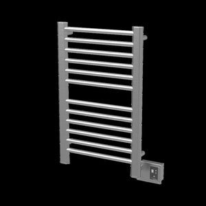 Amba Sirio S-2133 12 Bar Towel Warmer, Brushed