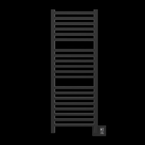 Amba Quadro Q-2054 20 Bar Towel Warmer, Matte Black