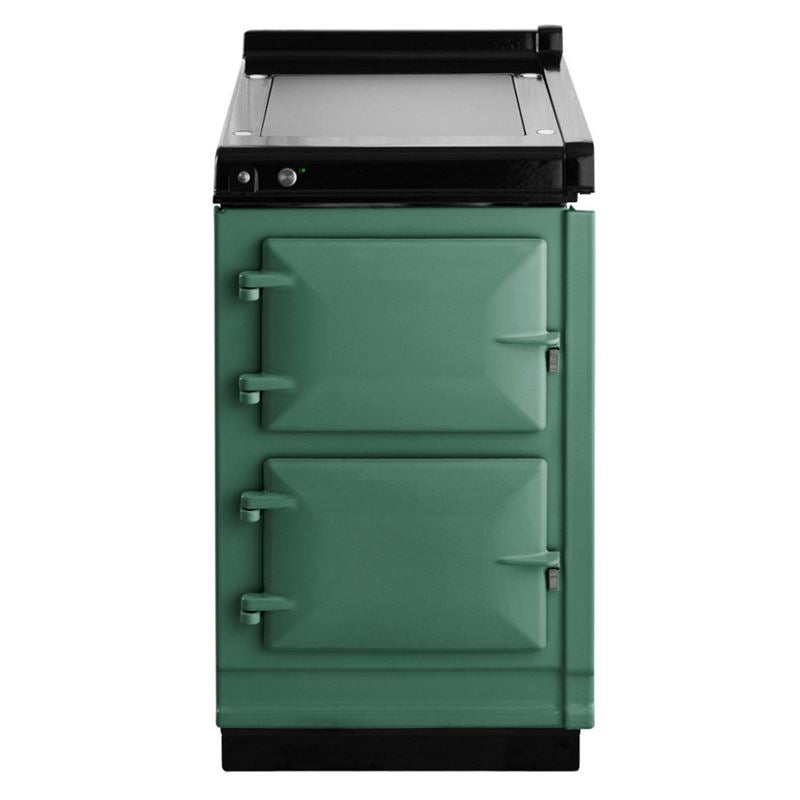AGA Electric Hotcupboard with Warming Plate Top PISTACHIO