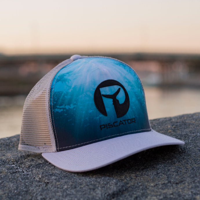 "Marlin P ""Deep Ocean"" Hat"
