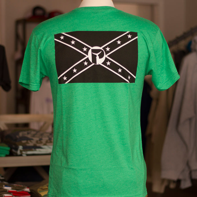 Piscator Dixie Logo Short Sleeve T-shirt