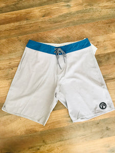 Mens 4-Way Stretch Boardshort w/ side pocket
