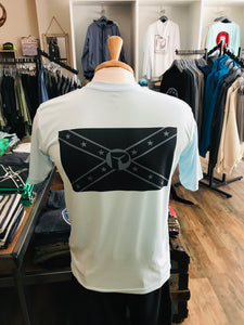Dixie Logo Short Sleeve Poly