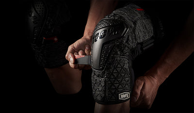 All-in-One Coverage - SURPASS Knee Guards