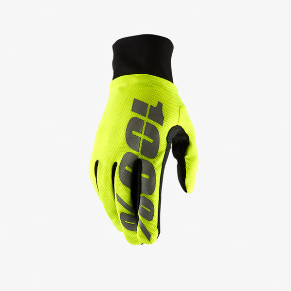 HYDROMATIC Waterproof Glove - Neon Yellow