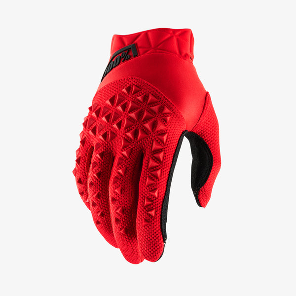 AIRMATIC Glove - Red/Black