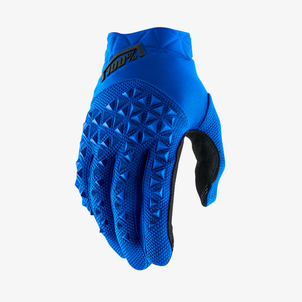 AIRMATIC Glove - Blue/Black