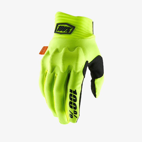 COGNITO Glove - Fluo Yellow/Black
