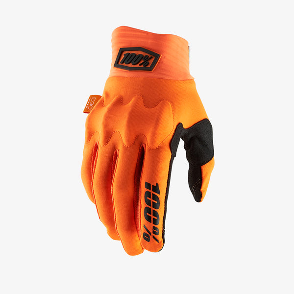 COGNITO Glove - Fluo Orange/Black