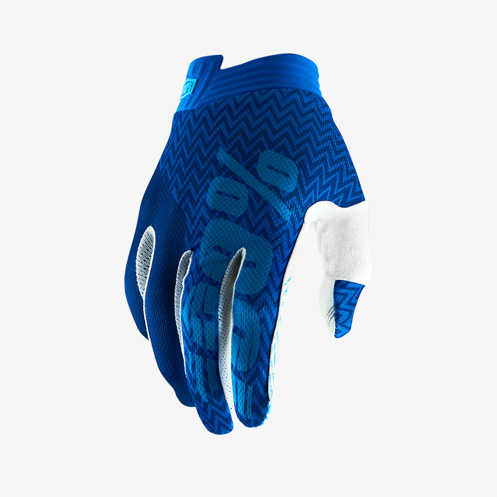 iTRACK Glove - Blue/Navy