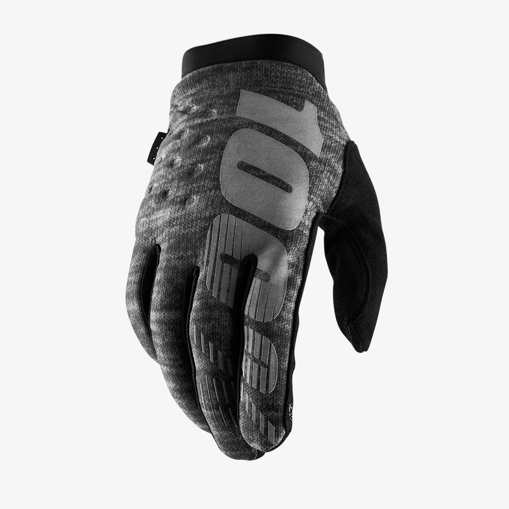 BRISKER Glove - Heather Grey