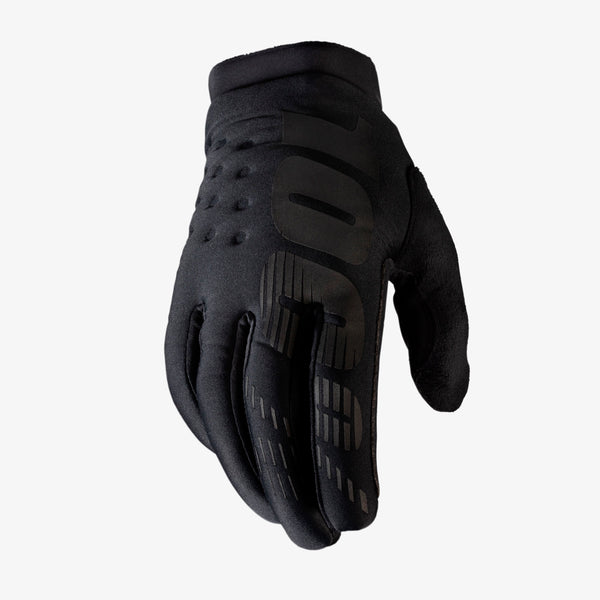 BRISKER Women's Glove - Black/Grey