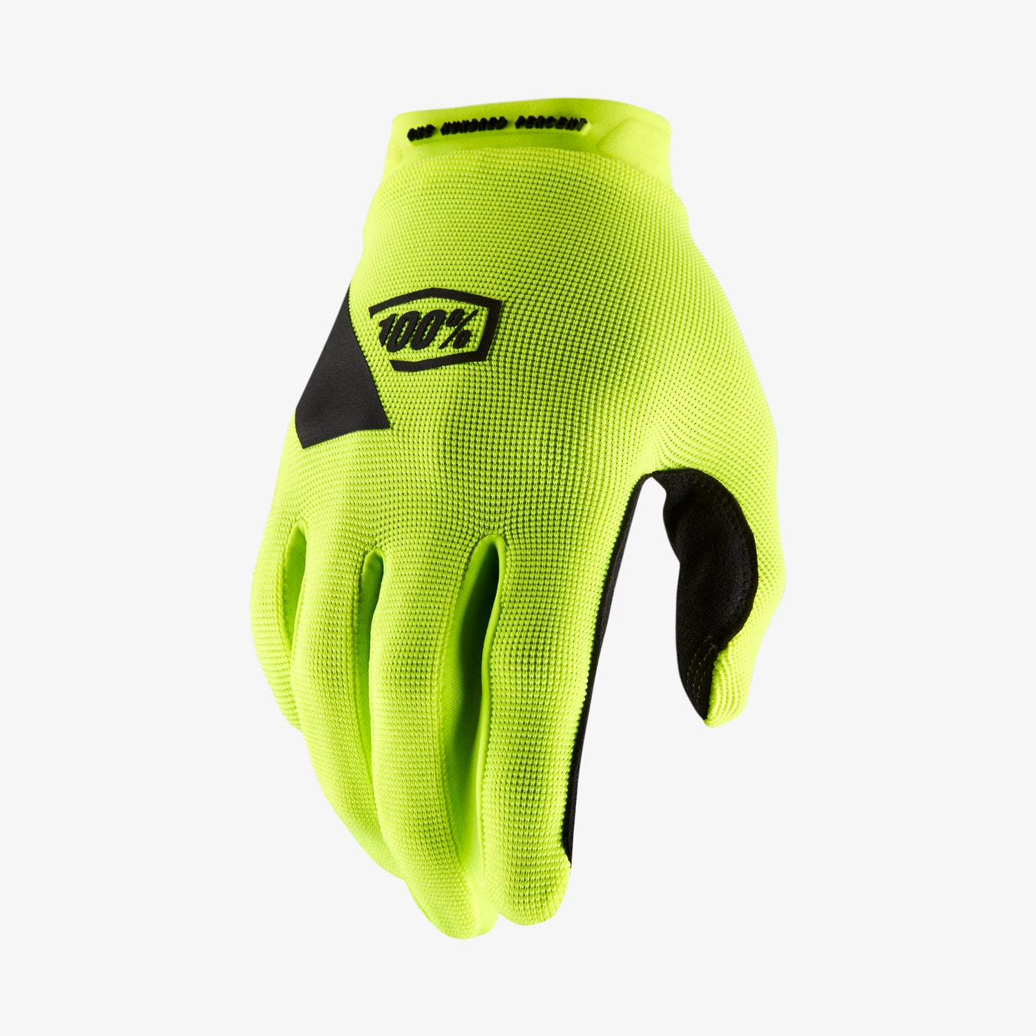 RIDECAMP Glove - Fluo Yellow