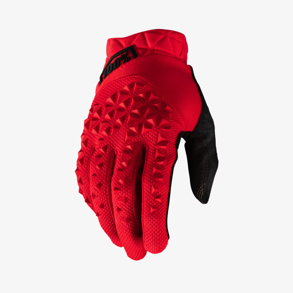 GEOMATIC Gloves Red
