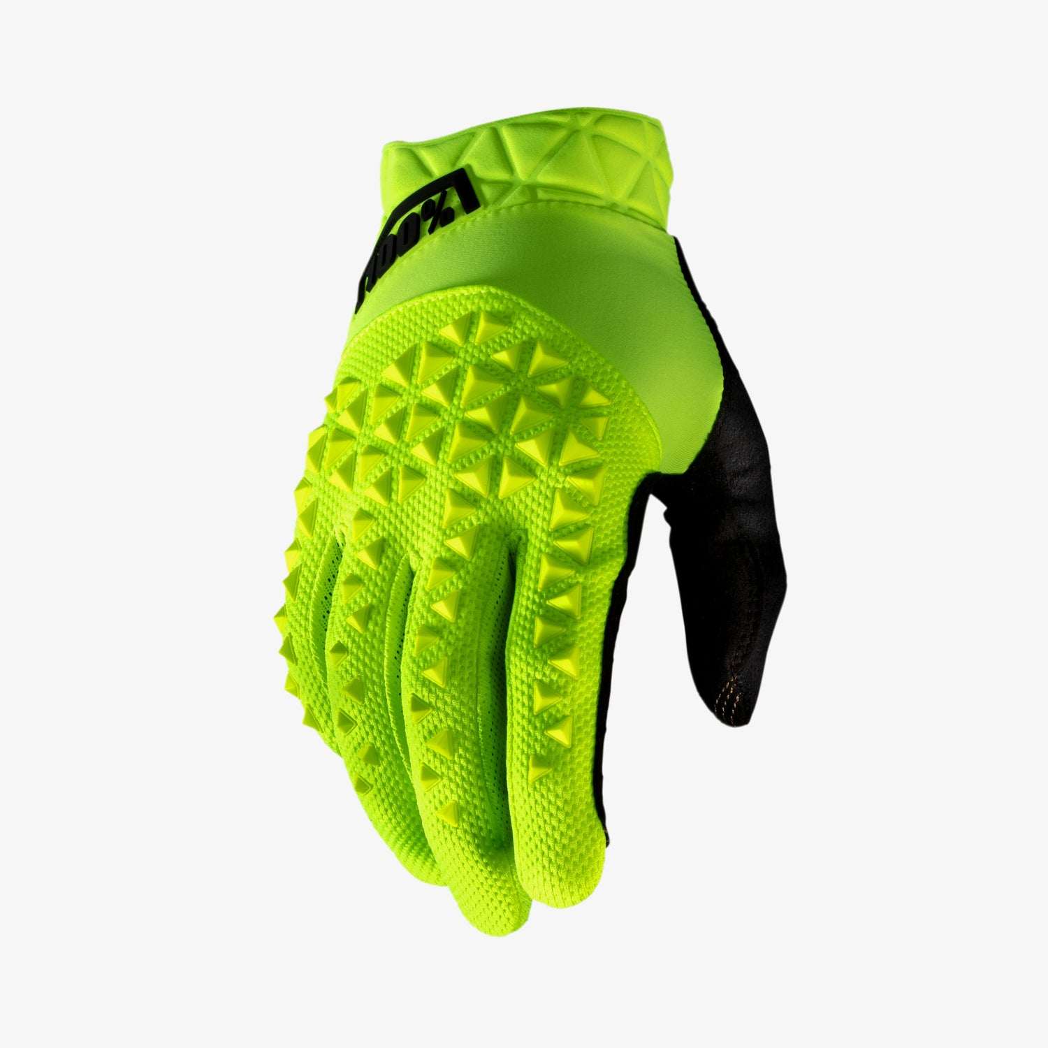 GEOMATIC Gloves Fluo Yellow