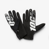 CELIUM Gloves Black and Fluo Yellow