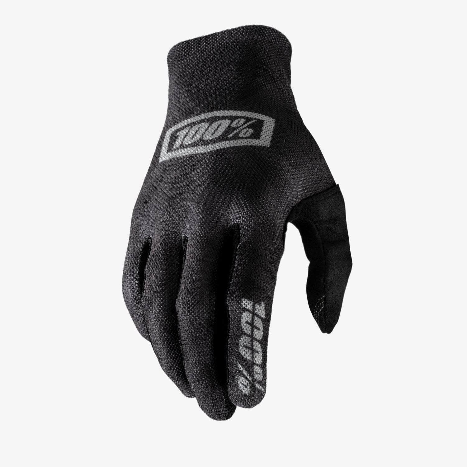 CELIUM Gloves Black and Silver