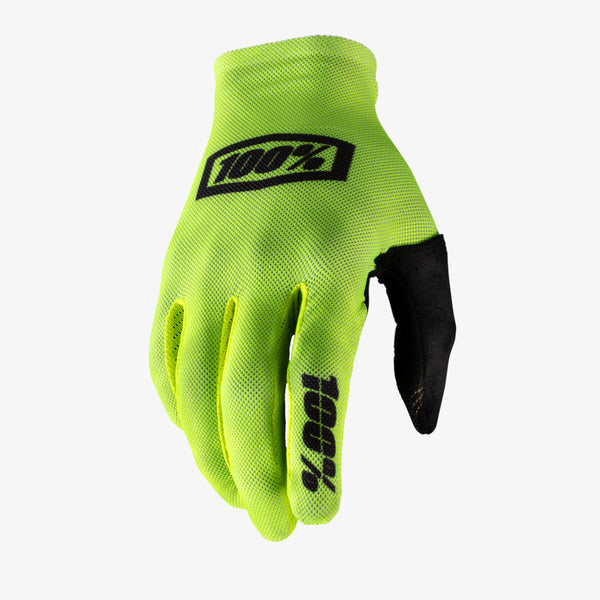 CELIUM Gloves Fluo Yellow and Black