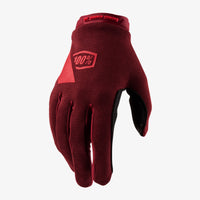 RIDECAMP - Glove - Brick - Womens