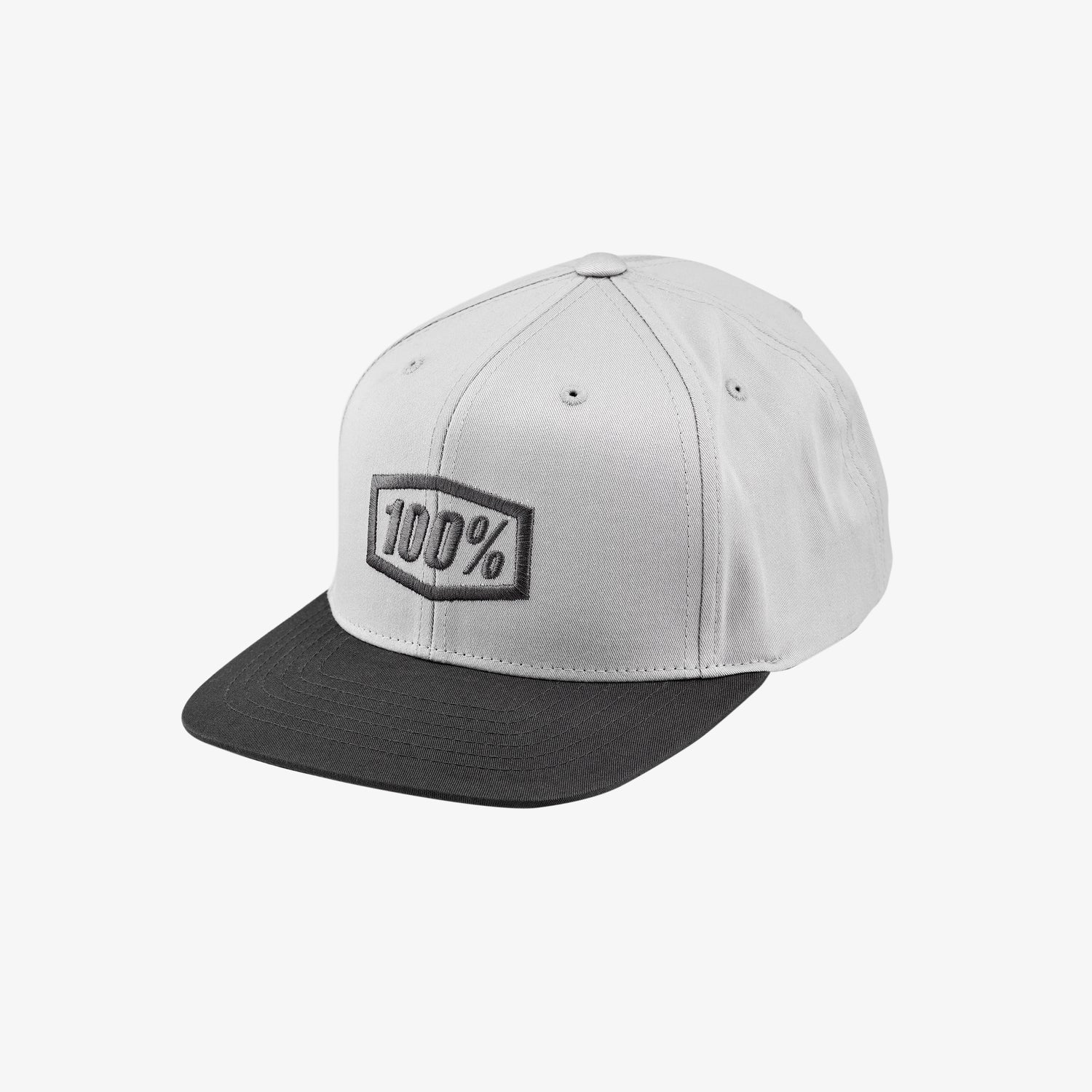 ESSENTIAL Youth Snapback Hat Charcoal