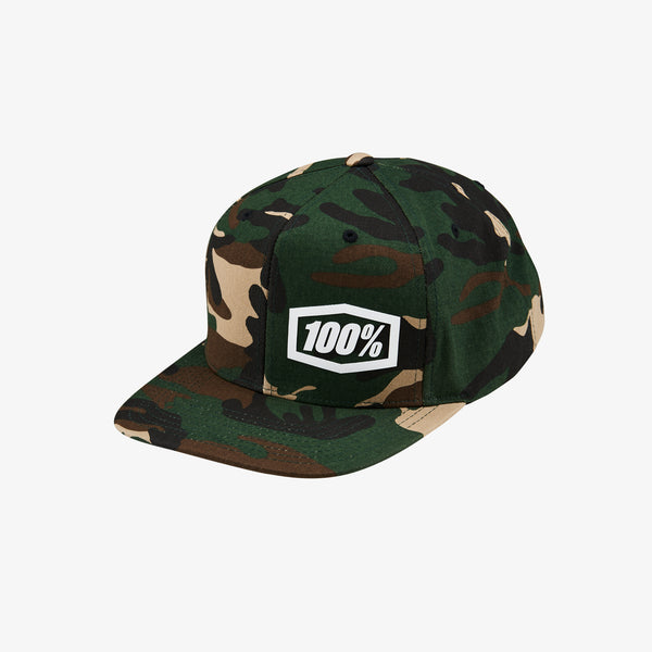 MACHINE Snapback Hat - Camo