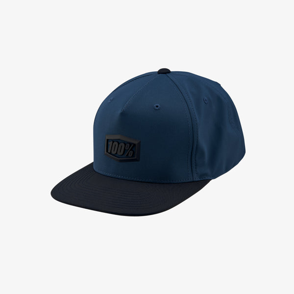 ENTERPRISE Snapback Hat Blue