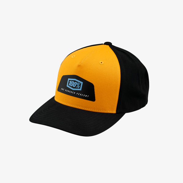 GUILD X-Fit Snapback Hat Black