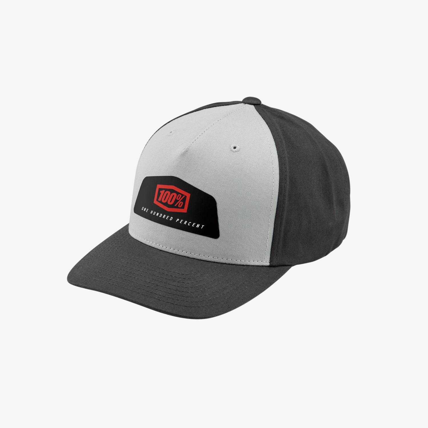 GUILD X-Fit Snapback Hat Grey