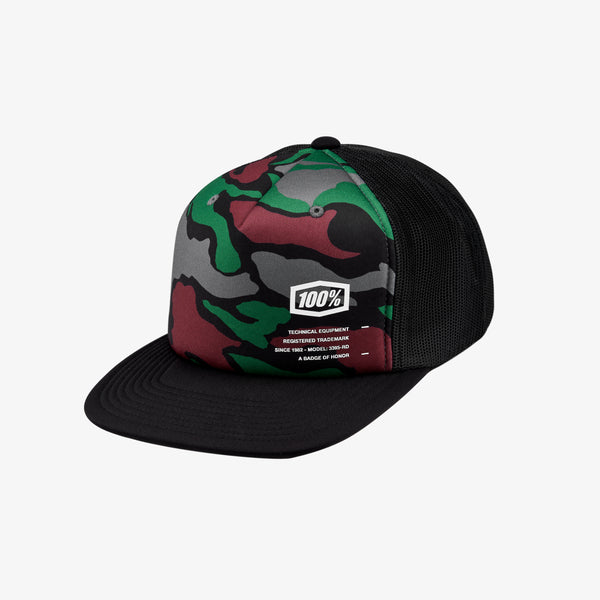 TROOPER Youth Trucker Hat Camo