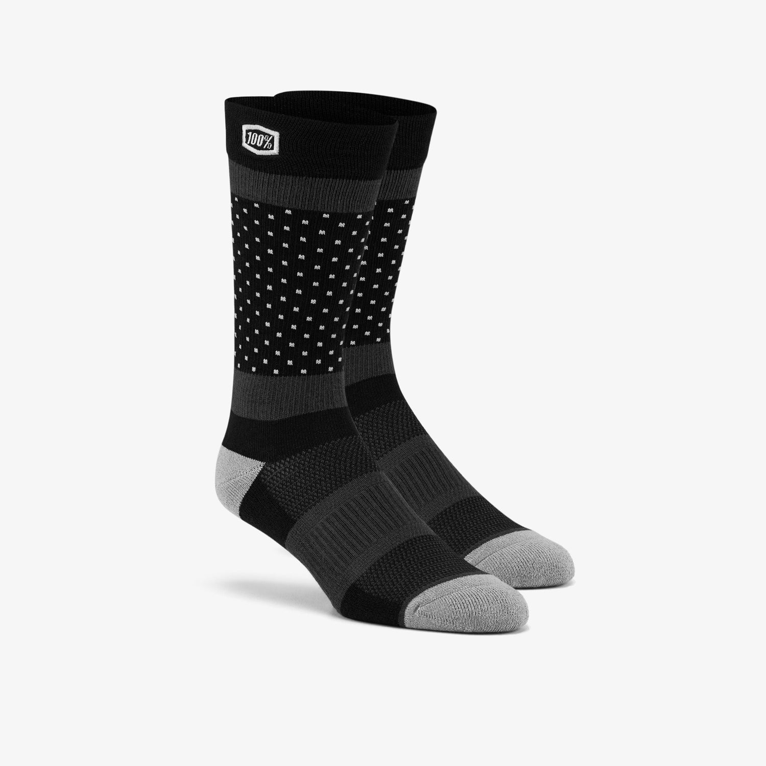 OPPOSITION Casual Socks - Black