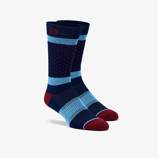 OPPOSITION Casual Socks - Navy