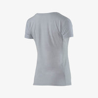 SPRINT Womens Tech Tee - Silver Heather