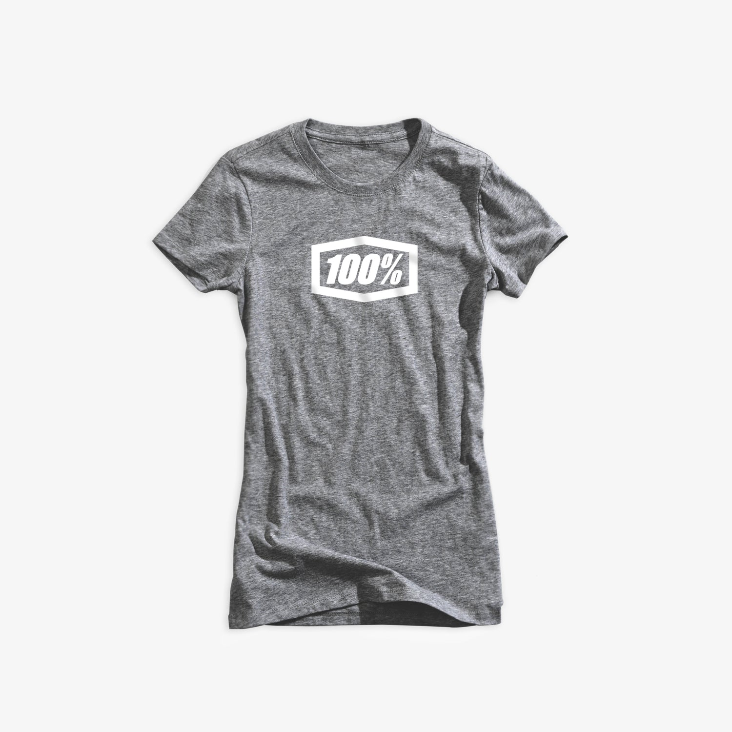 ESSENTIAL T-Shirt - Grey Heather - Womens