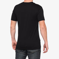 STRIPES T-shirt Black