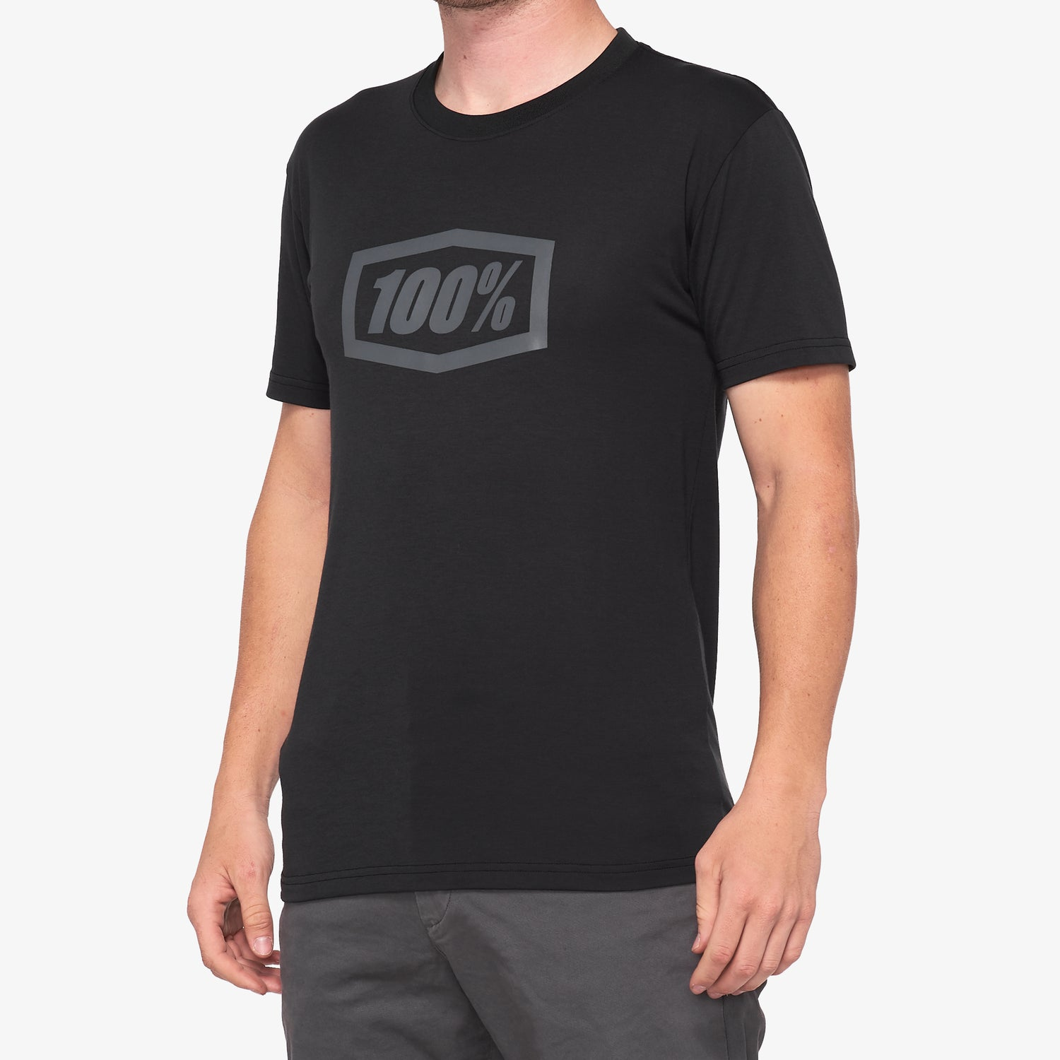 ESSENTIAL Tech T-shirt Black/Grey