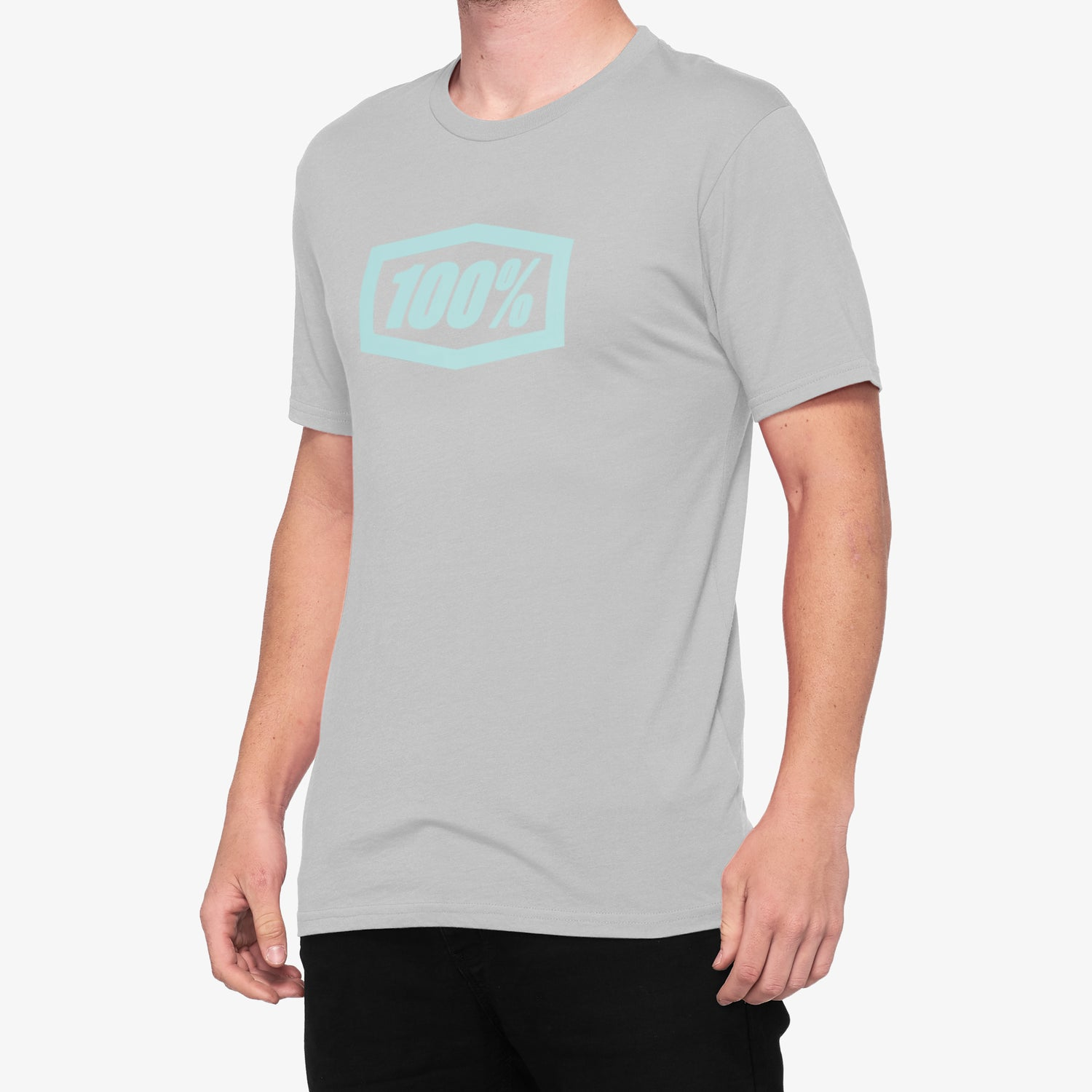 ESSENTIAL Tech Tee Light Grey