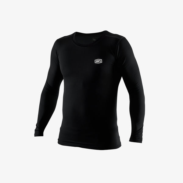 BASECAMP Long Sleeve Base Layer - Black
