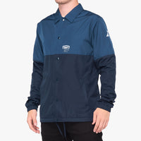 ASCOTT Coaches Jacket Navy