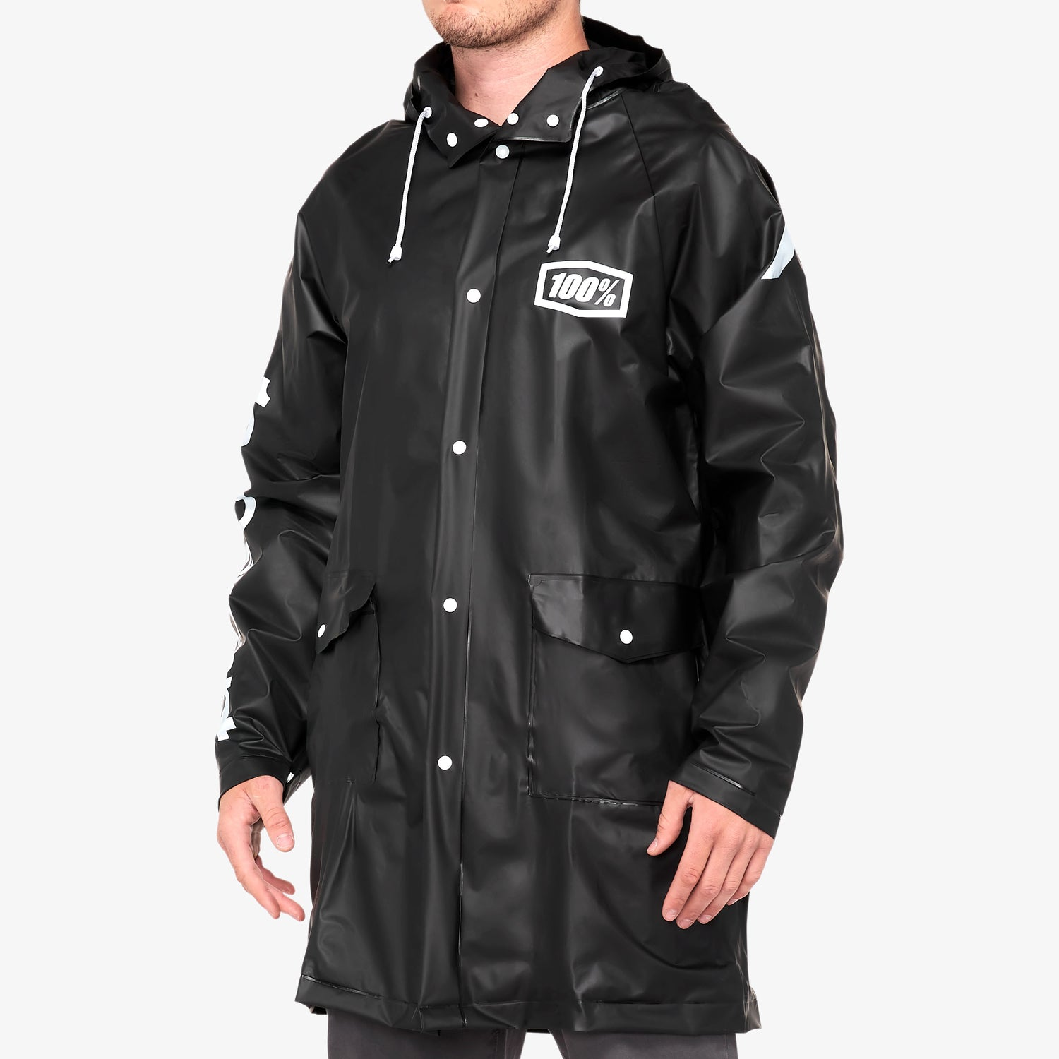 TORRENT Mechanic's Raincoat Black
