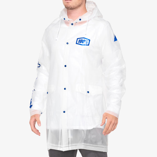 TORRENT Mechanic's Raincoat Clear