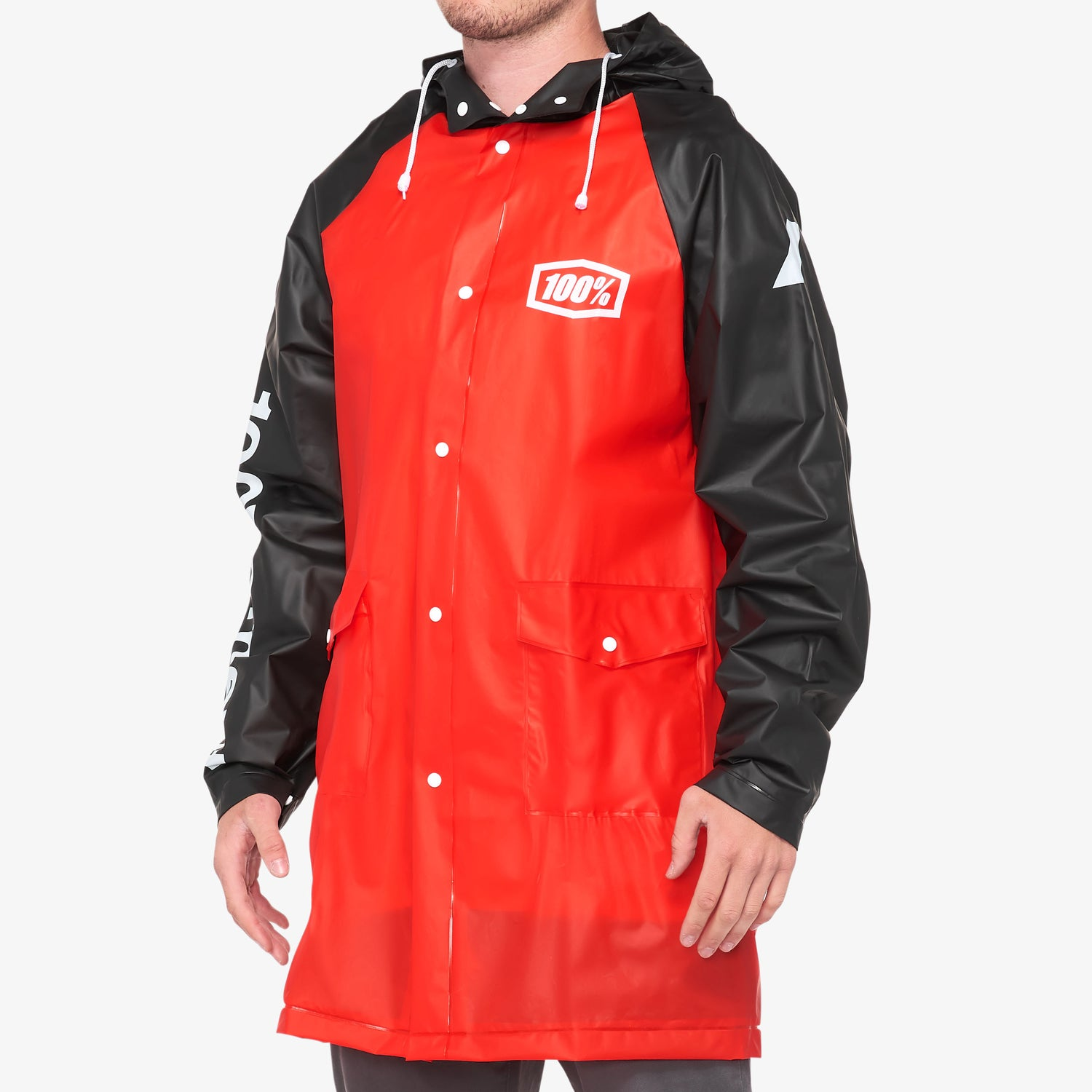TORRENT Mechanic's Raincoat Red/Black