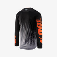 R-CORE DH  Jersey - Supra - Black/Grey - Youth
