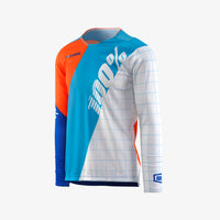 R-CORE DH Jersey - White - Youth