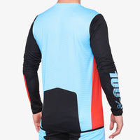 R-CORE X Jersey Fluo Red/Black