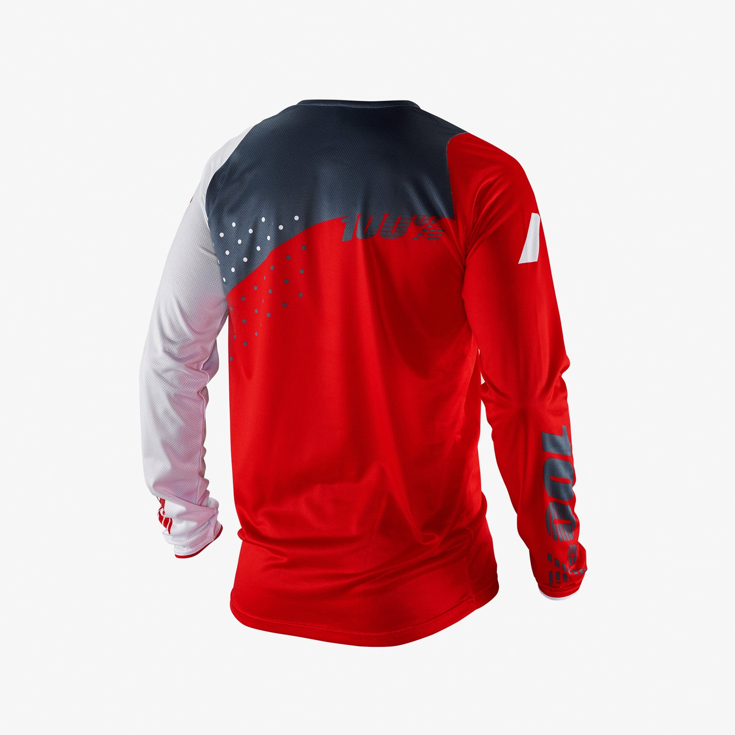 R-CORE DH LS Jersey - Red