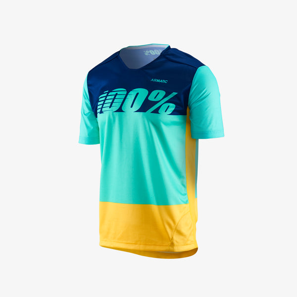 AIRMATIC Jersey - Mint Flag