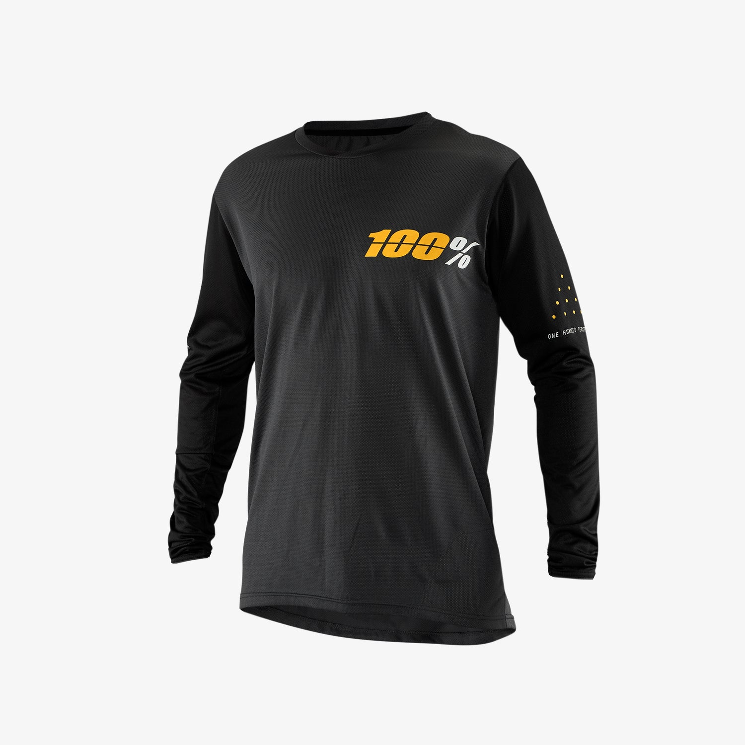 RIDECAMP Long Sleeve Jersey - Charcoal