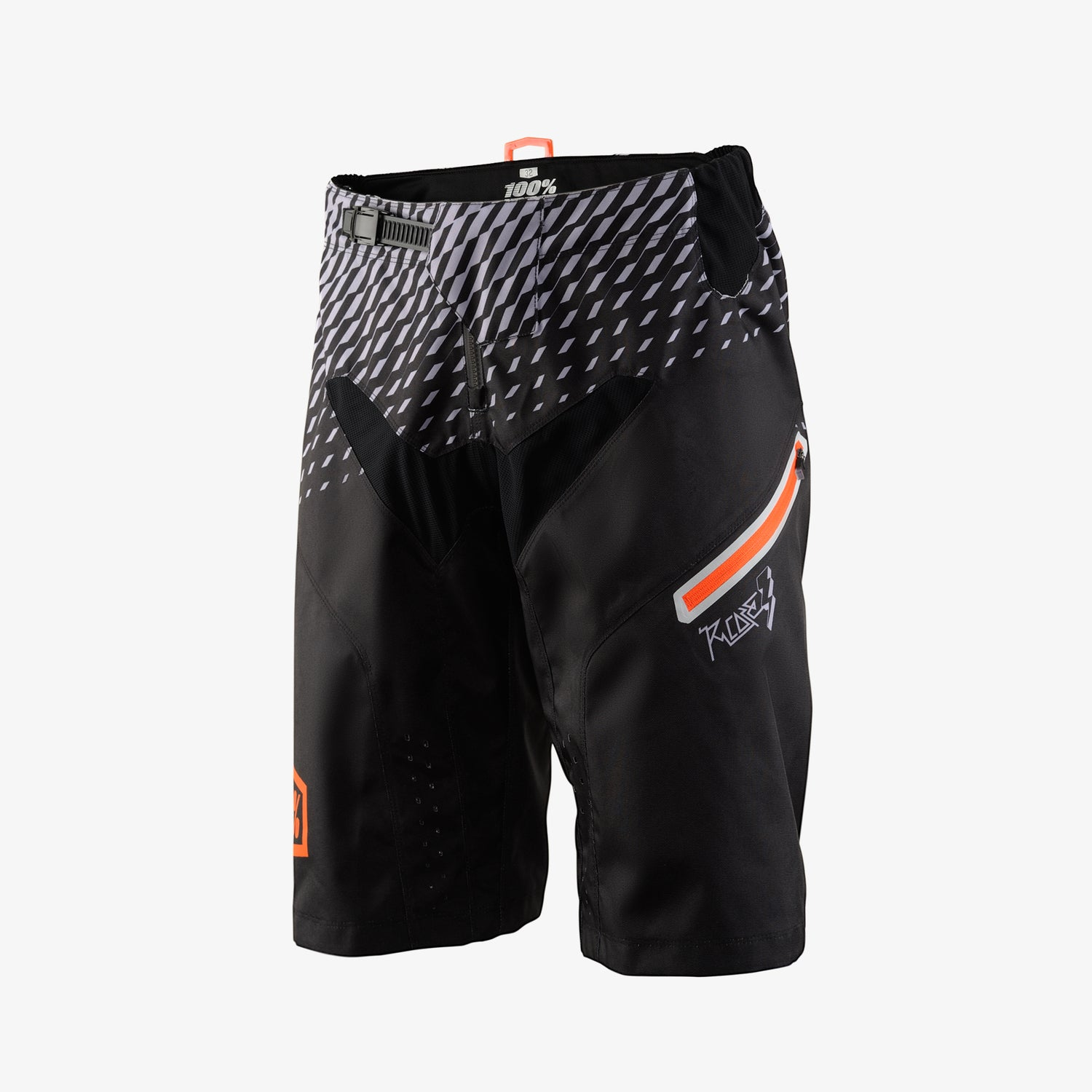 R-CORE DH Shorts - Supra - Black/Grey