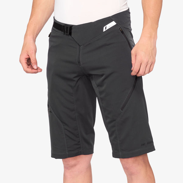 AIRMATIC Shorts - Charcoal